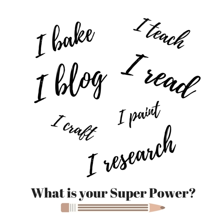 WHAT IS YOUR SUPER POWER TERRY SASSER