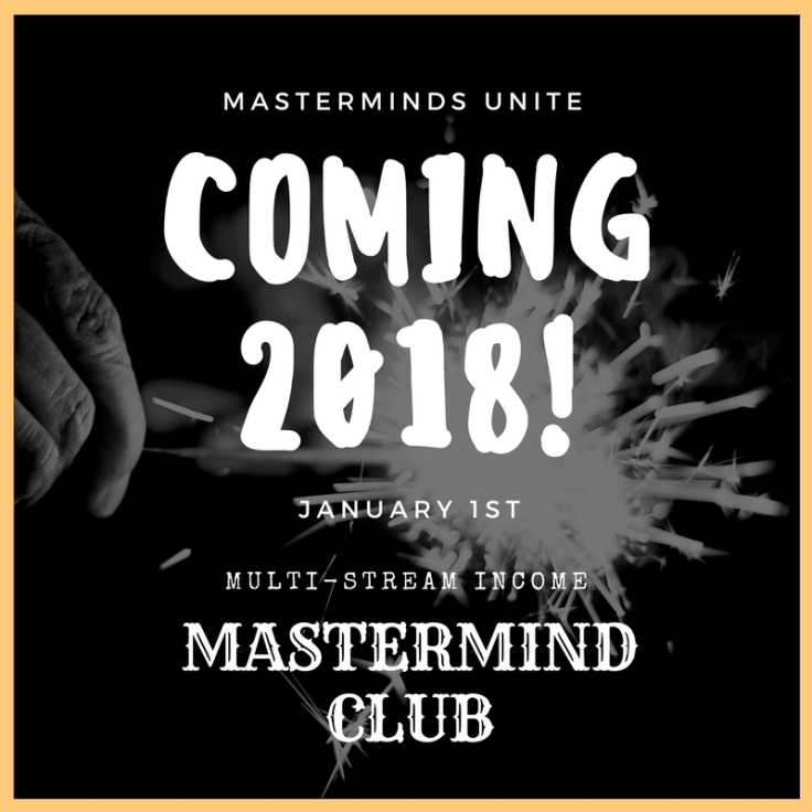 coming soon masterminds