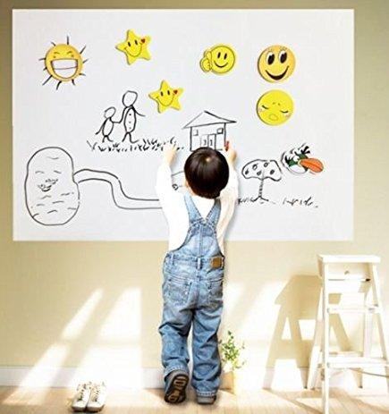 amazon white wall sticker