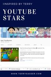 youtube star ryan my art
