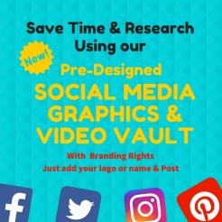 social media graphic membership logo